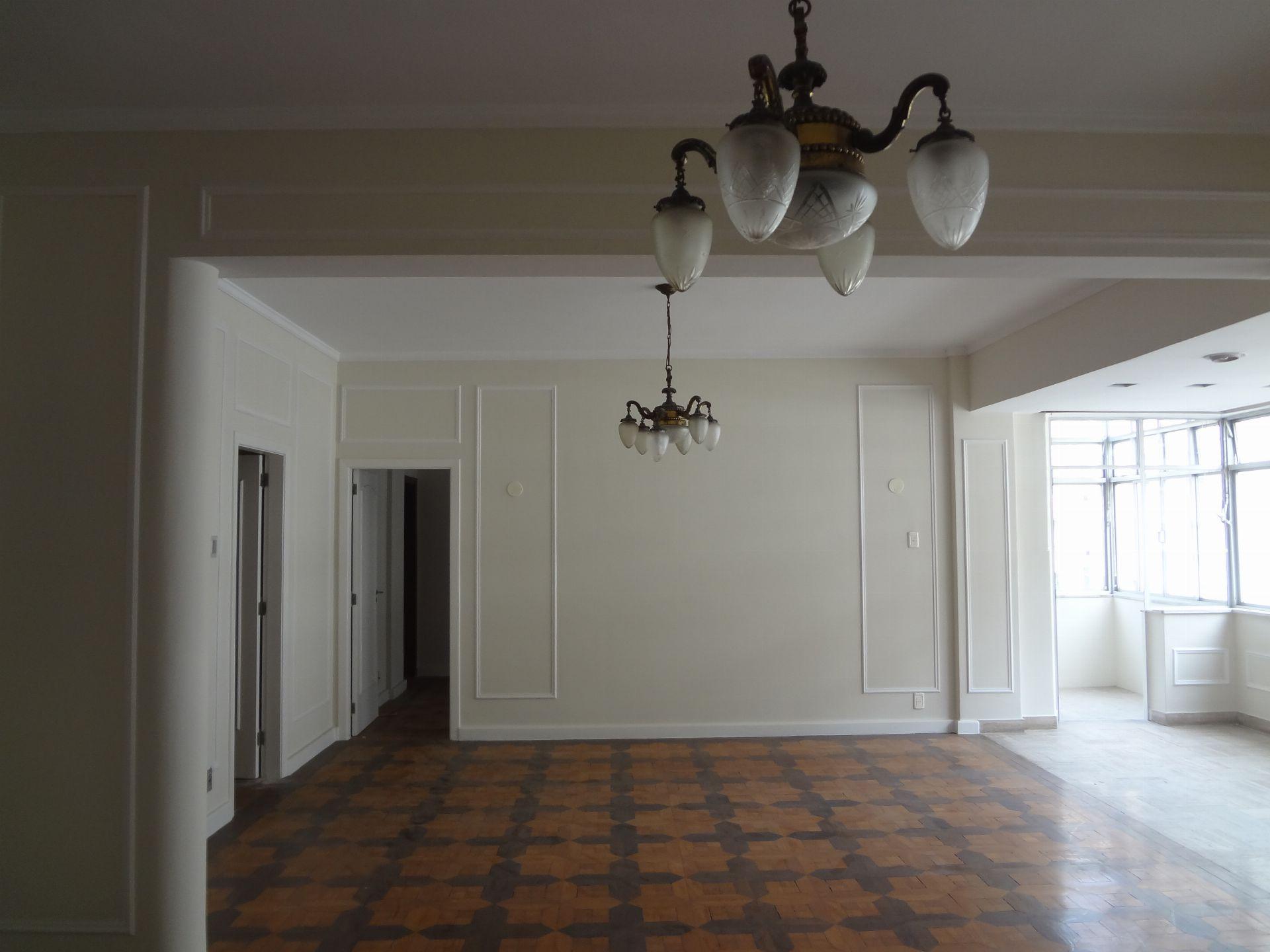 Salão - Apartamento Para Venda ou Aluguel - Copacabana - Rio de Janeiro - RJ - 207 - 2