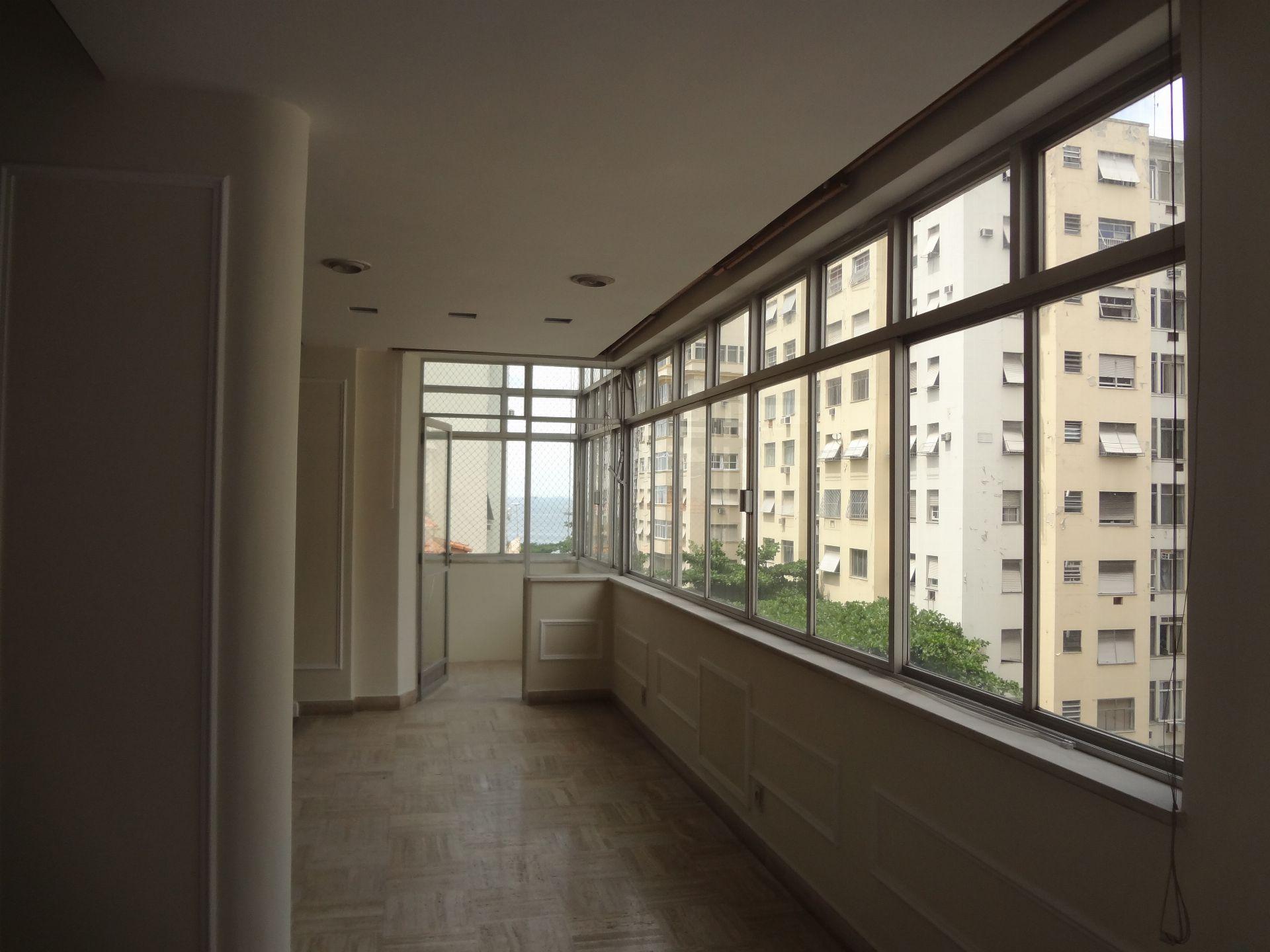 Varandão - Apartamento Para Venda ou Aluguel - Copacabana - Rio de Janeiro - RJ - 207 - 5