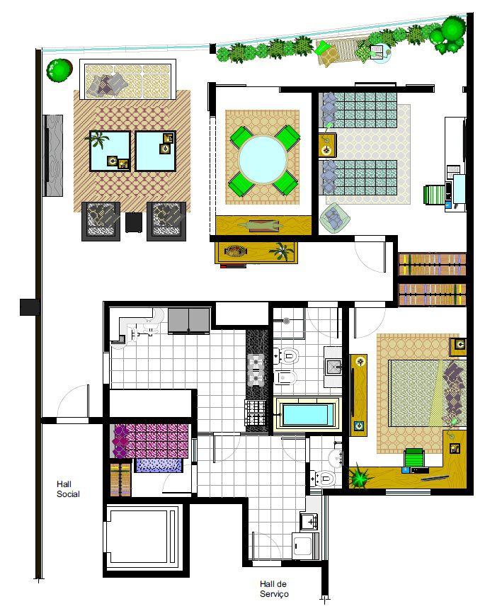 Apartamento À Venda - Rio Comprido - Rio de Janeiro - RJ - haddocklobo - 20