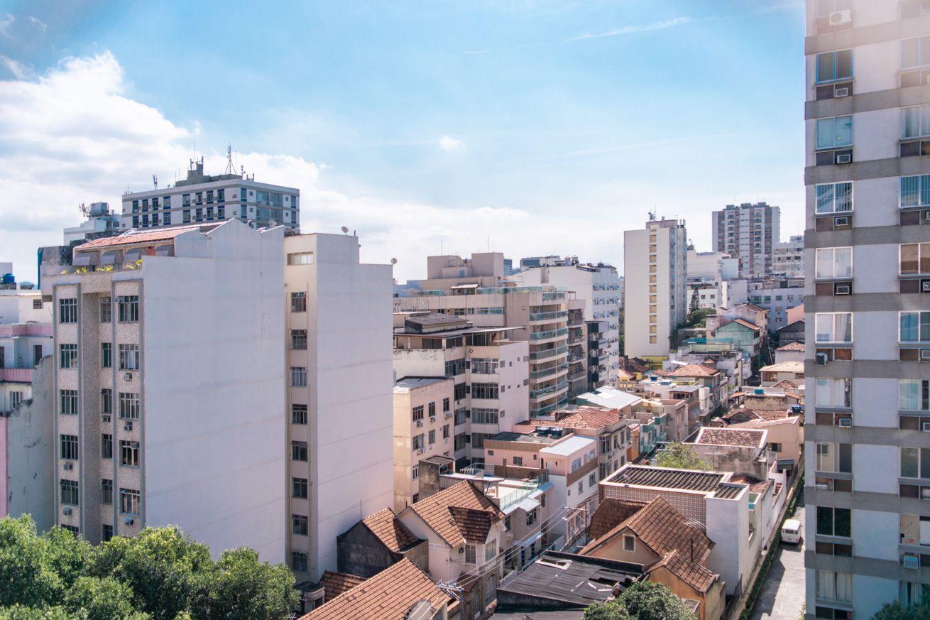 Apartamento À Venda - Rio Comprido - Rio de Janeiro - RJ - haddocklobo - 18